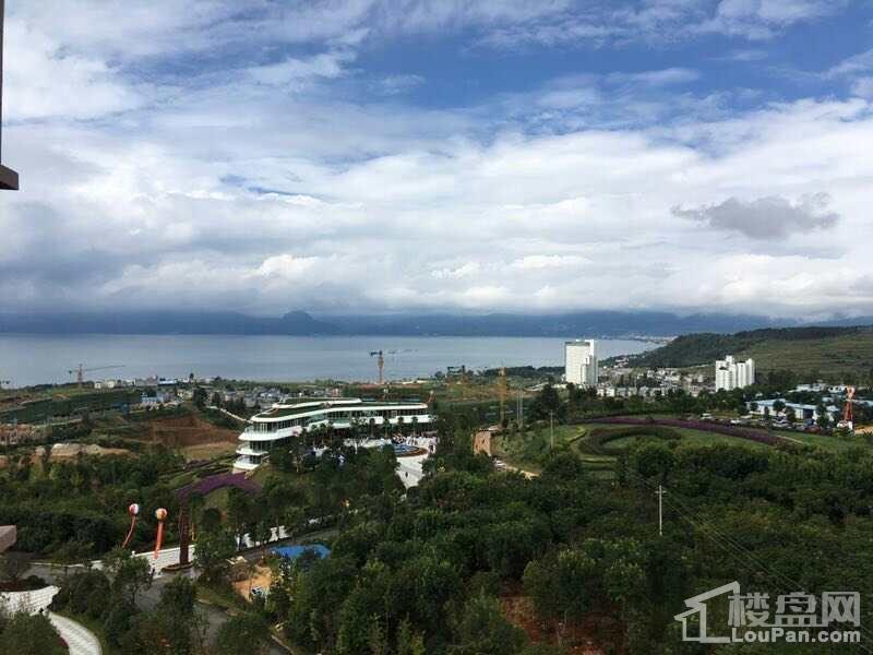 抚仙湖欢乐大世界实景图