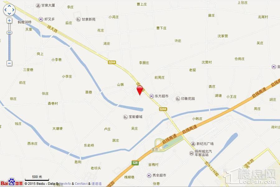 香堤春晓位置图