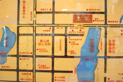 济民可信艾溪康桥位置图
