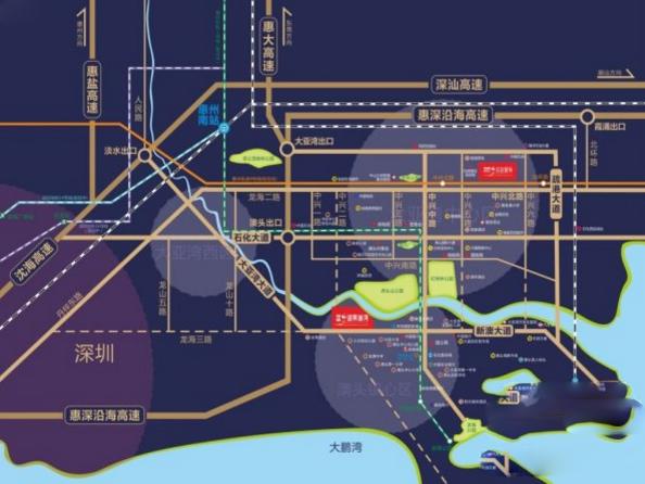 鑫域香舍位置图