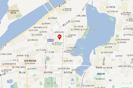 香樟院位置图
