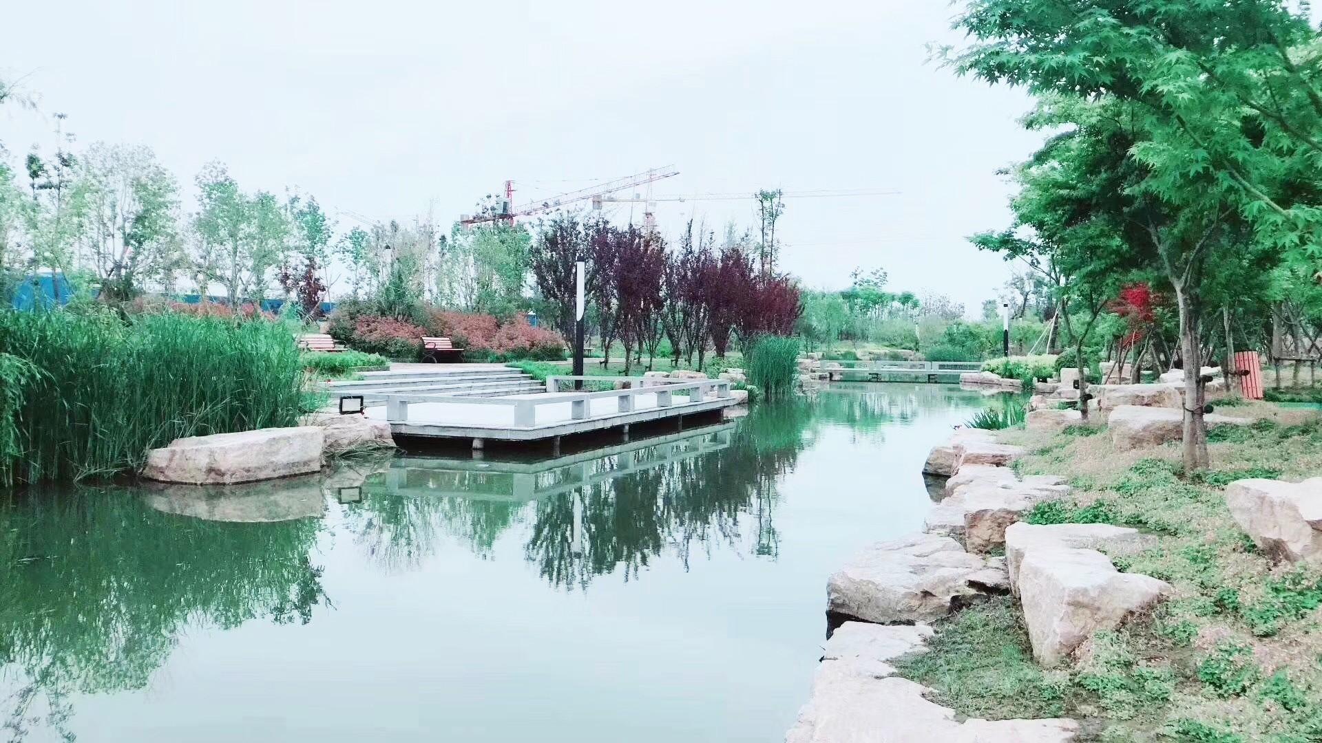 恒通碧桂园蓝湾实景图