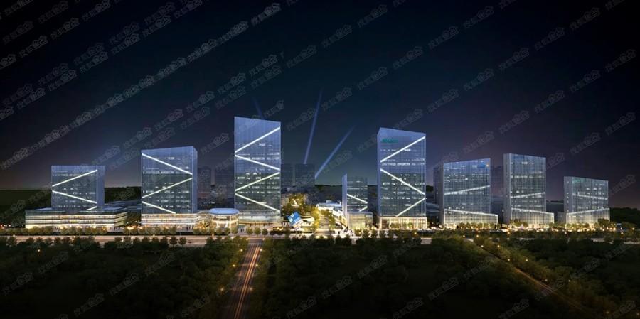 山东蓝海领航互联网产业园