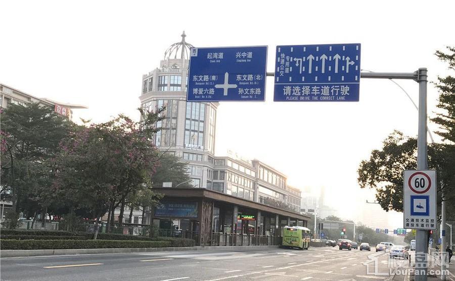 富元中润广场配套图