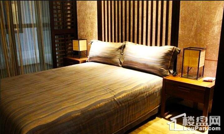 98㎡户型卧室