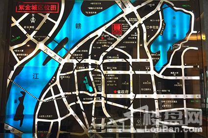 紫金城位置图