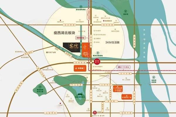 金辉弘阳棠院位置图