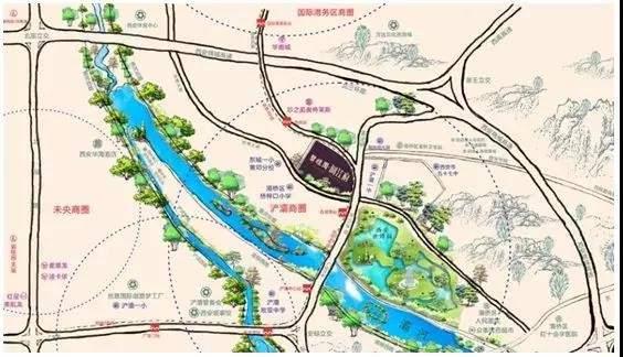 碧桂园·阅江府位置图