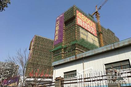 锦绣天地青年城实景图