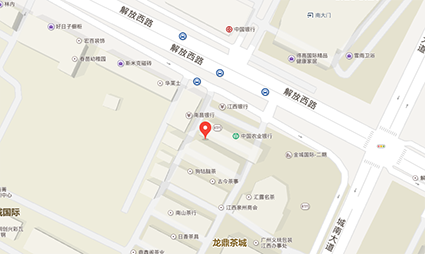 金城国际龙鼎茶都四期位置图
