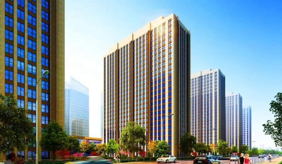 【帝华广场】目前在售精装平层公寓
