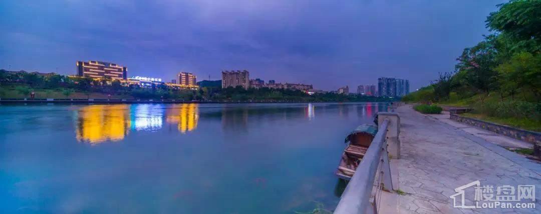 碧桂园十里江湾实景图