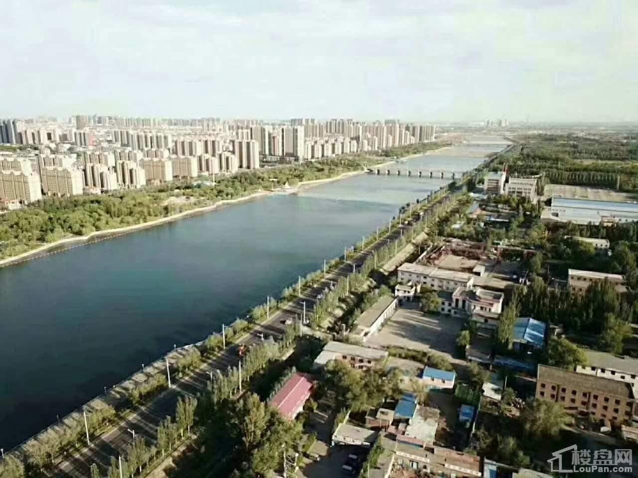 方兴•山屿湖实景图