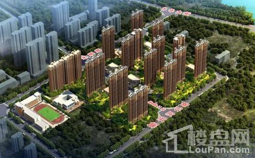 邯郸碧桂园·天汇湾高清图