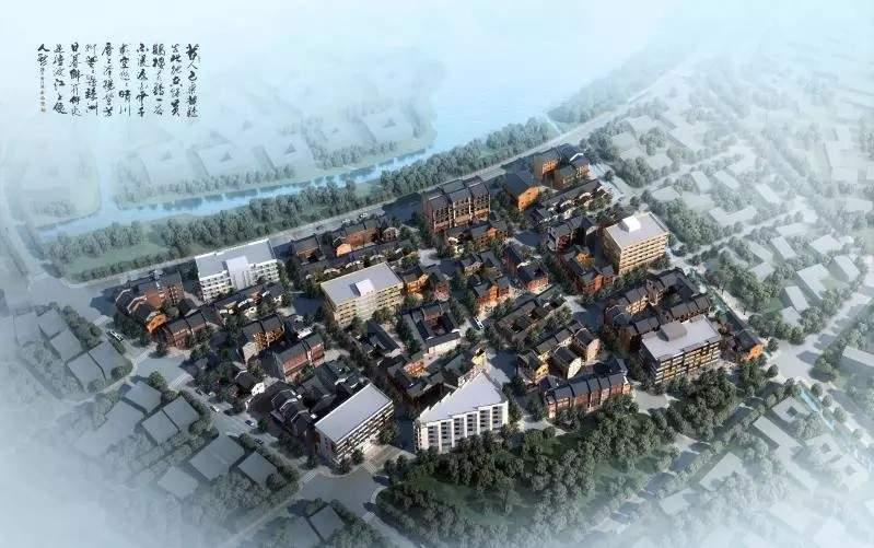 抚仙湖·广龙小镇效果图