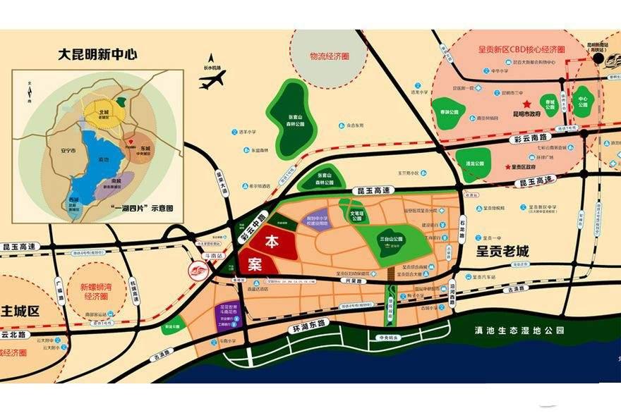 兴冶国际位置图