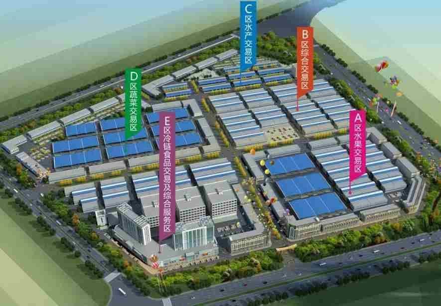 中国·东盟(钦州)农产品大市场