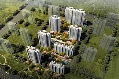 渤海·青青家园效果图