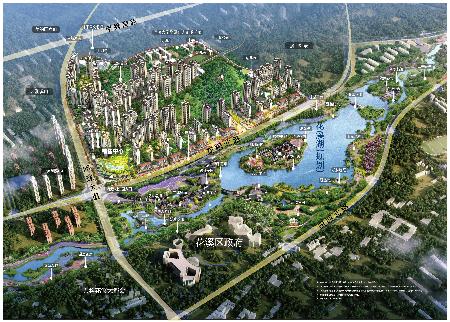 碧桂园·印象花溪效果图