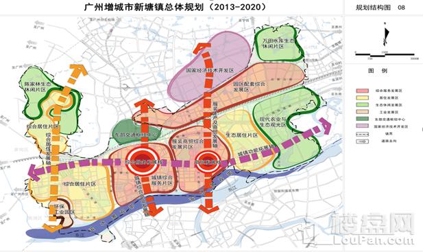 中海联睿品位置图