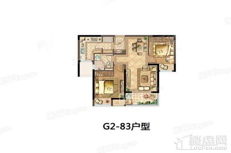G2-83平户型