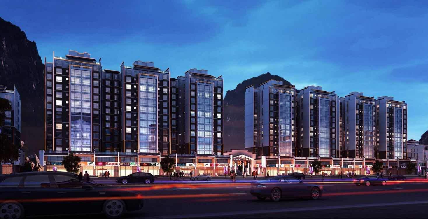 桂林飞虎林居·主题式酒店公寓高清图