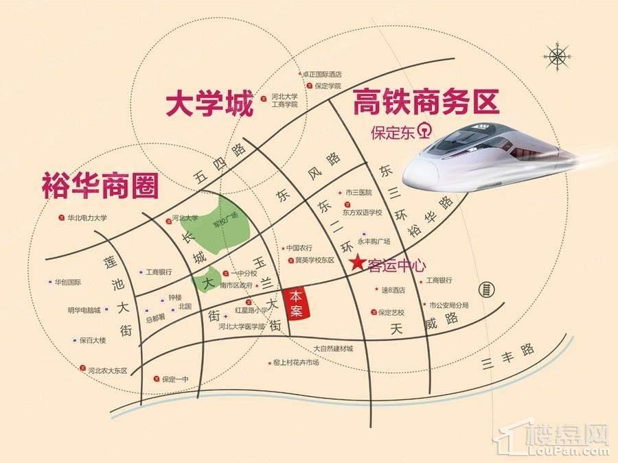 秀兰生活广场位置图