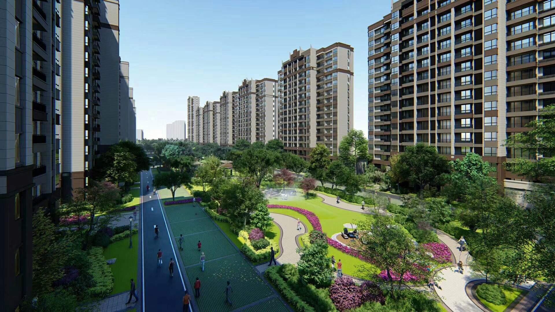 为您推荐中国铁建青秀城