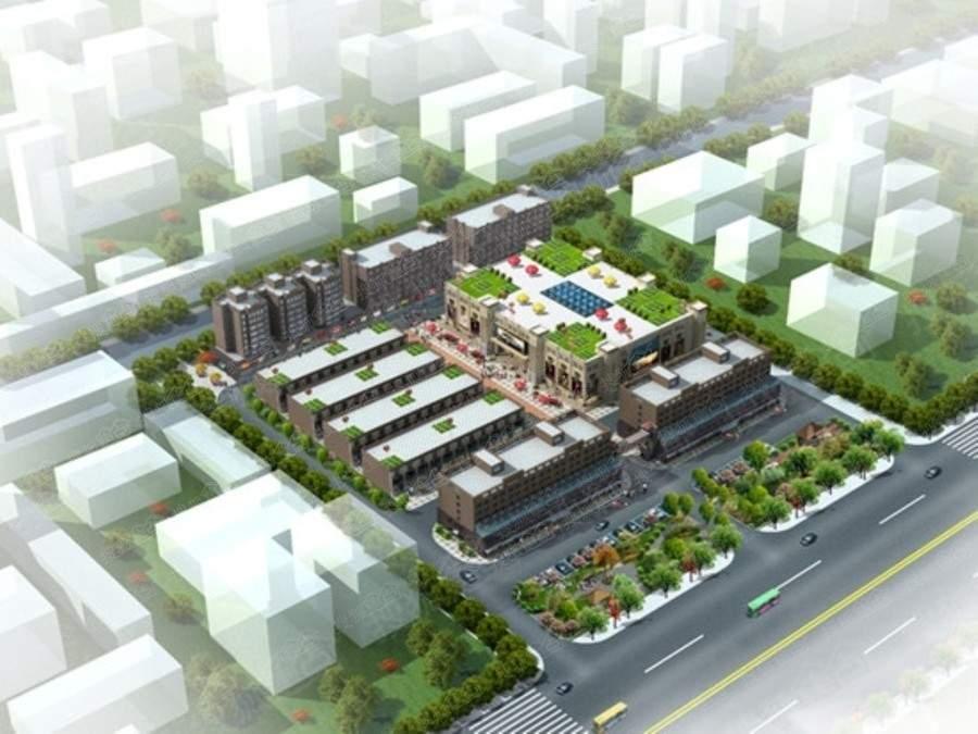 新港国际商贸城