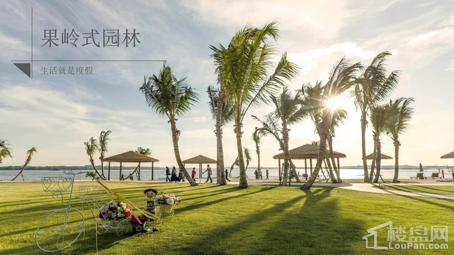 碧桂园金海湾实景图