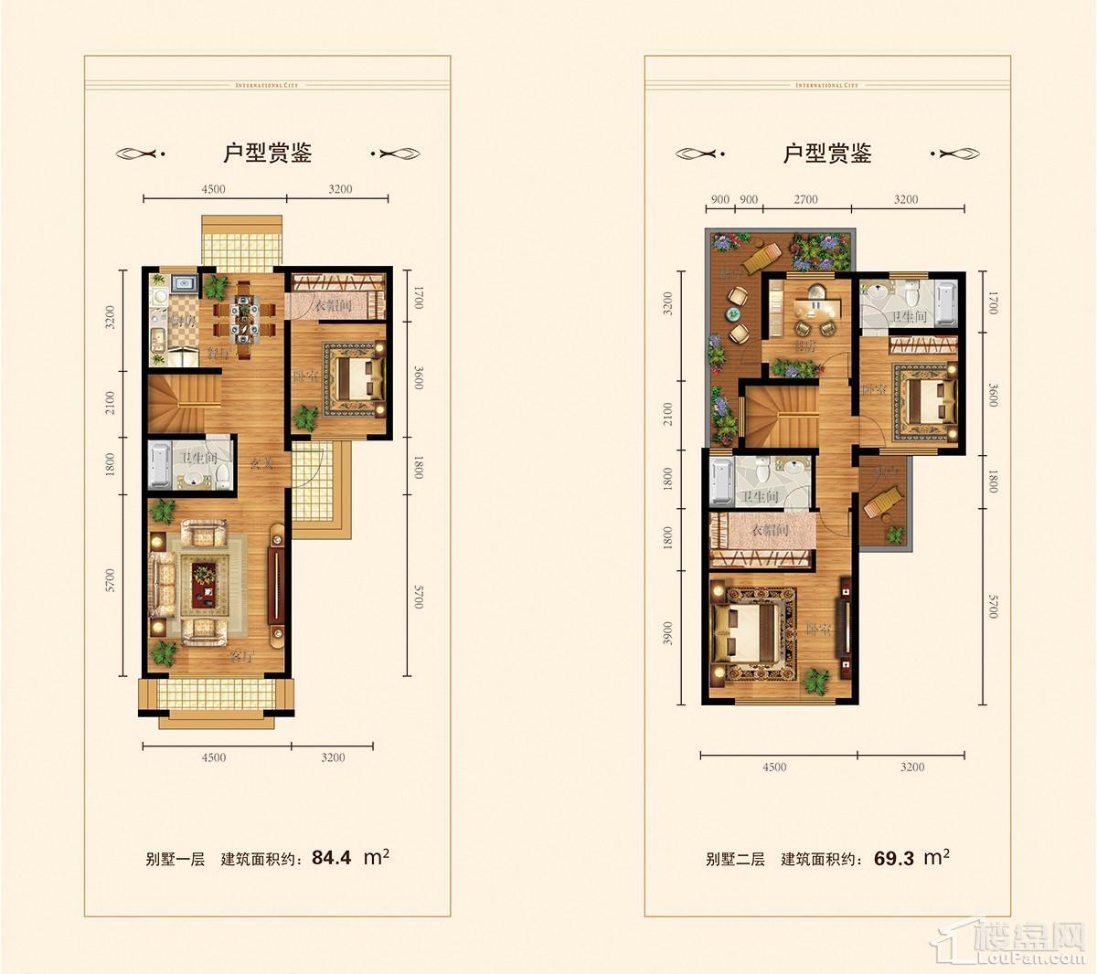JM边户别墅1-2层