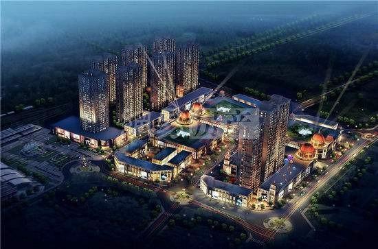 东融中心城