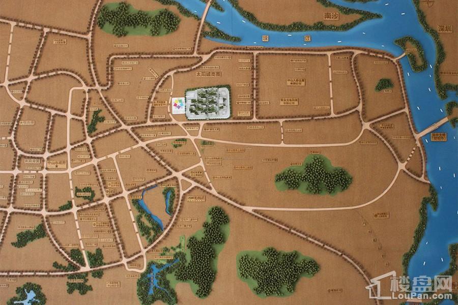 星耀广场位置图