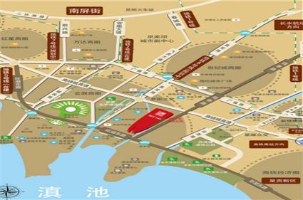 北大资源·颐和1898位置图