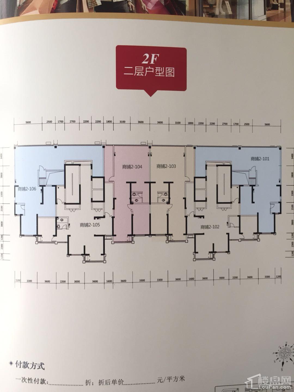 2#楼2层户型