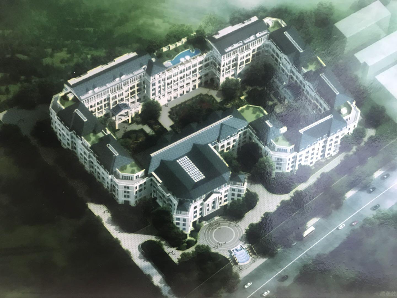 华元·天鹅堡公寓