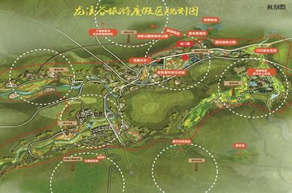 龙门镇文化旅游项目效果图