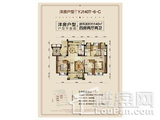 碧桂园·凤凰城户型图