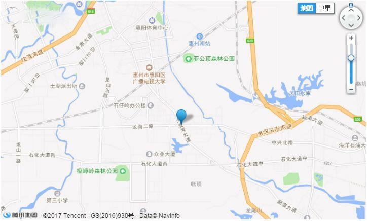 泰丰牧马湖位置图