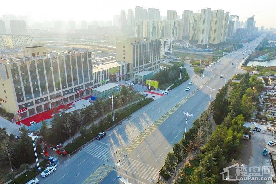 柳青公馆实景图