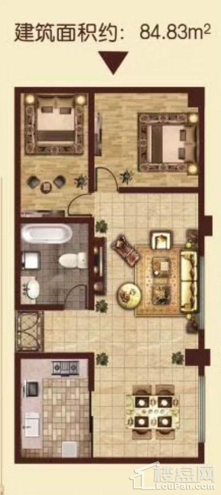 公寓户型2