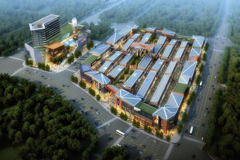 渭南义乌国际商贸城