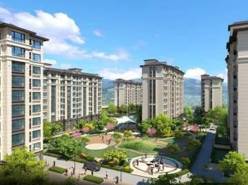 泰安中铁山语观邸公寓高清图