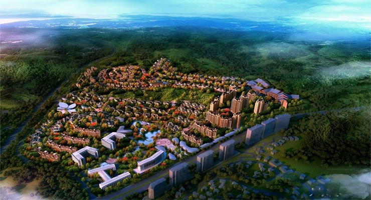 為您推薦中鐵國際生態城·太陽谷