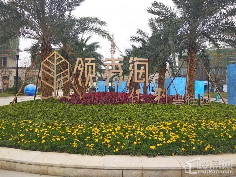 保利碧桂园领秀海高清实景图