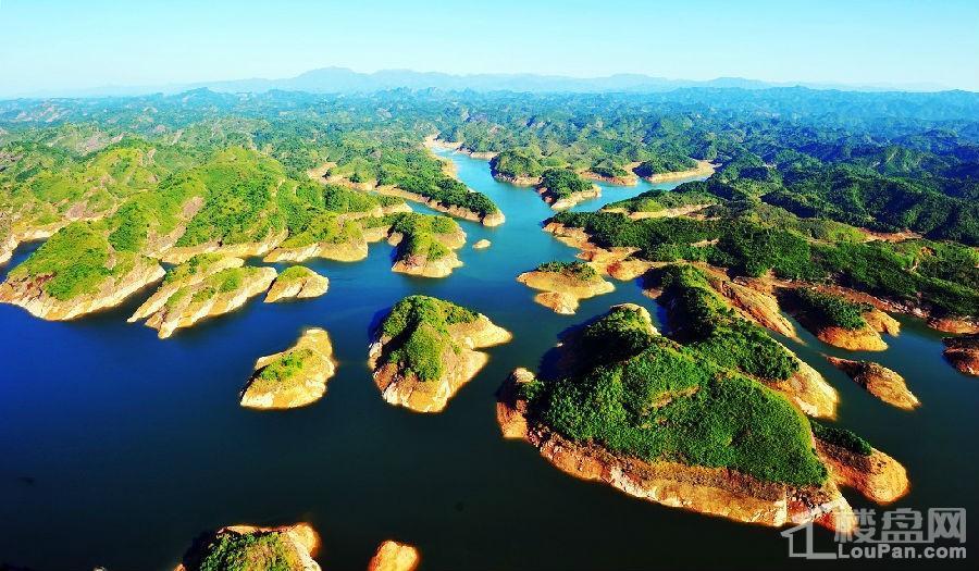 国家5A级景区东江湖