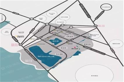 滇池俊府位置图