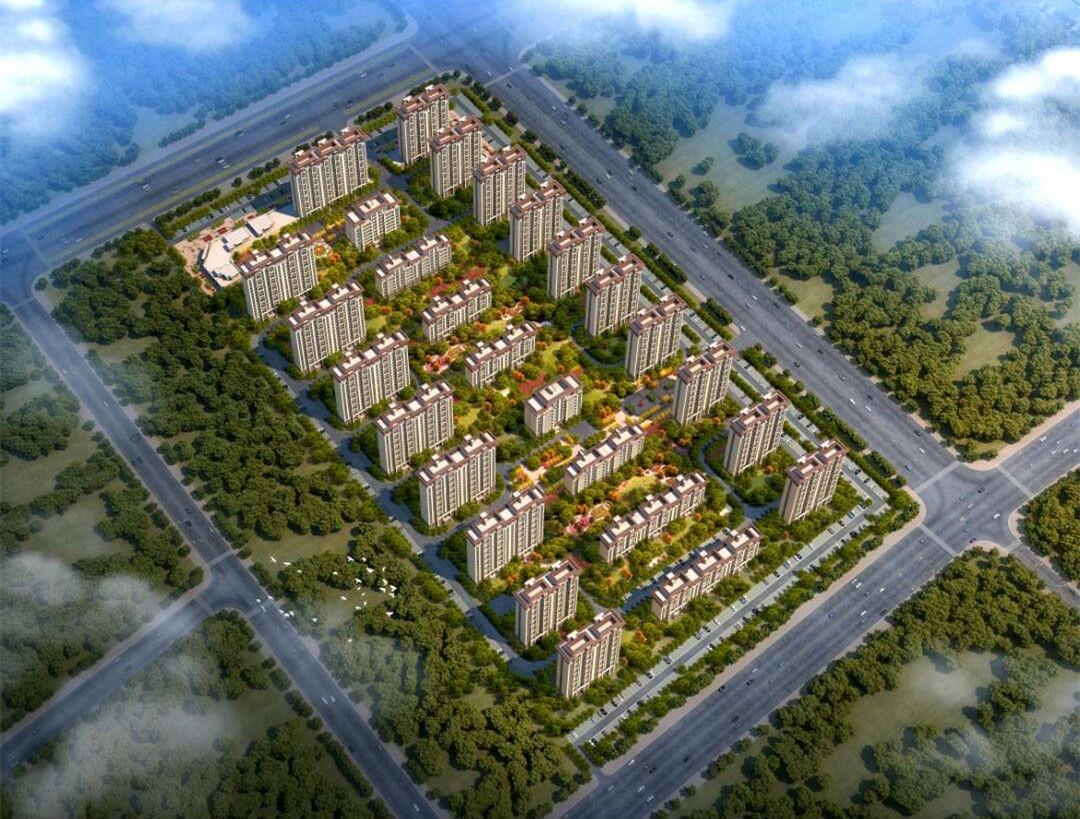 碧桂园·同州首府