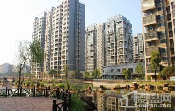 九华新城实景图
