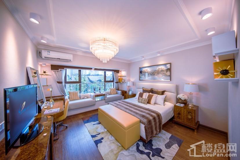 碧桂园黄金时代 样板房 卧室